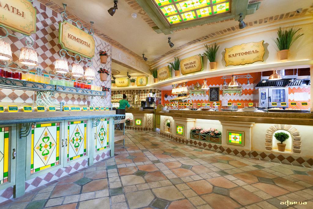 Ресторан Мандариновый гусь - фотография 15