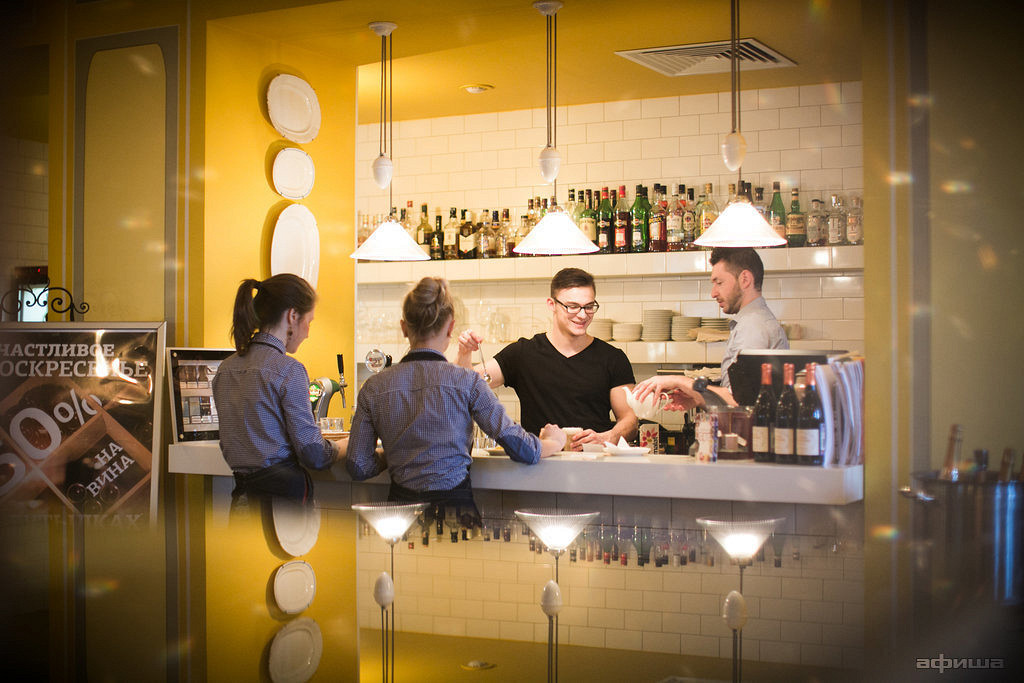 Ресторан Mozzarella - фотография 17