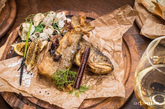 Ресторан Туршавель - фотография 6