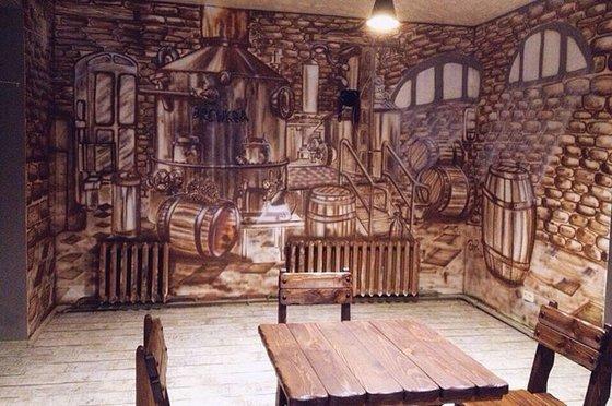 Ресторан Brewkva - фотография 3