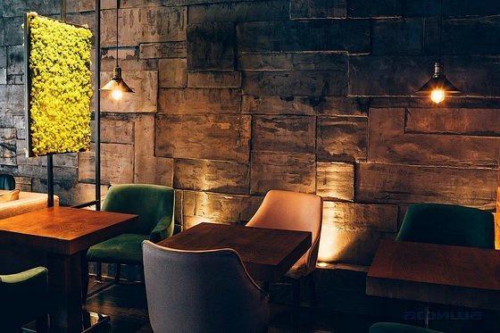 Ресторан Bourbon Bar - фотография 11