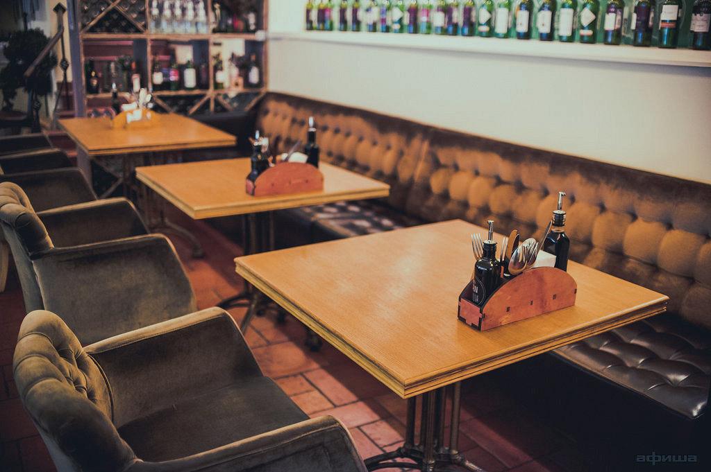Ресторан Scalini - фотография 8