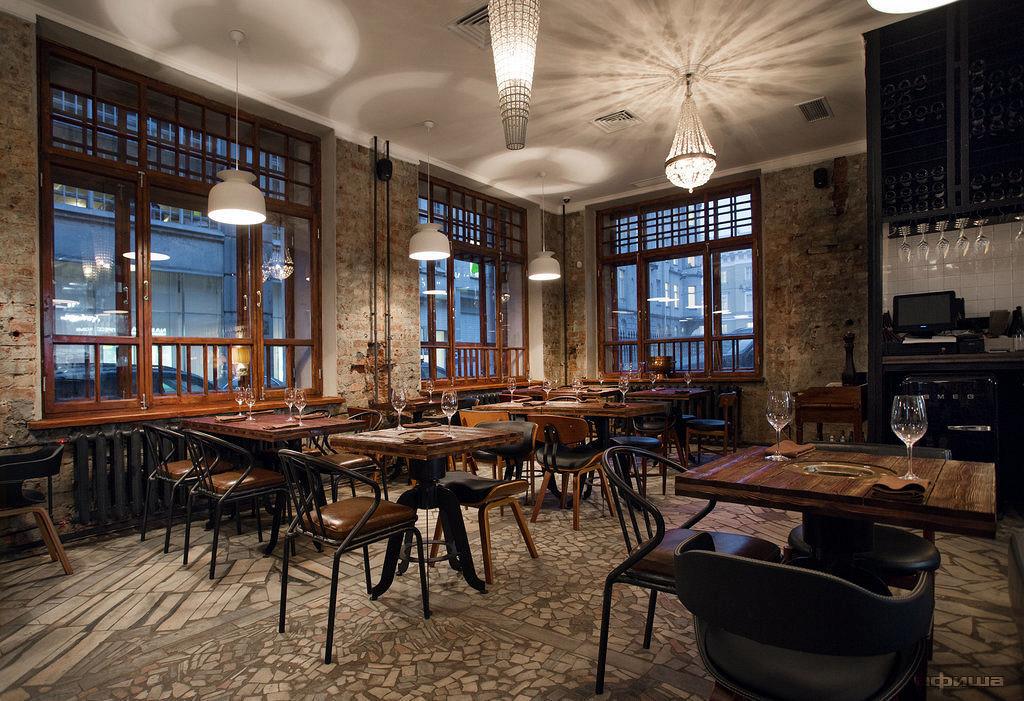 Ресторан Hamlet + Jacks - фотография 14