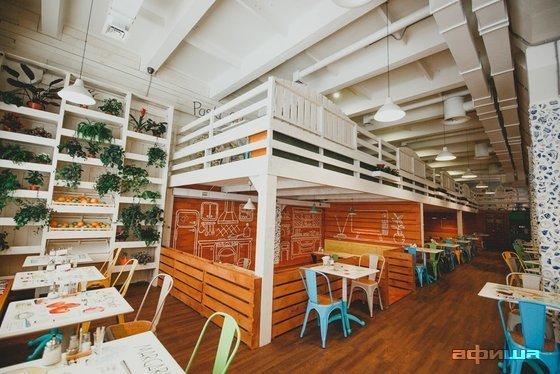 Ресторан Vinegret Bufet - фотография 12