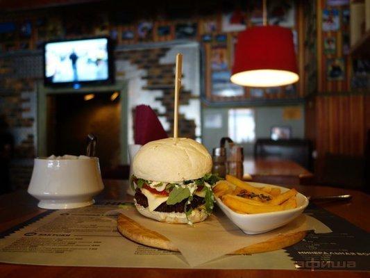 Ресторан Гараж 46 - фотография 4