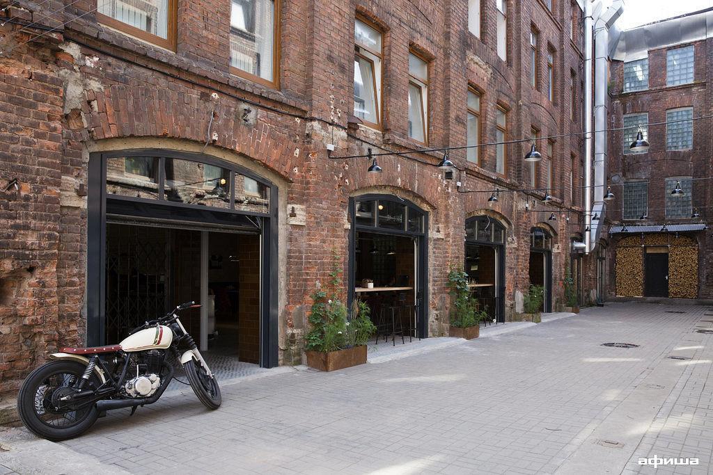 Ресторан Co-op Garage - фотография 1