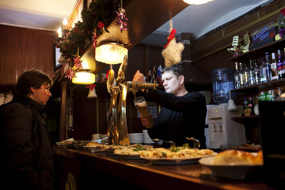 Ресторан Рюмочная - фотография 10