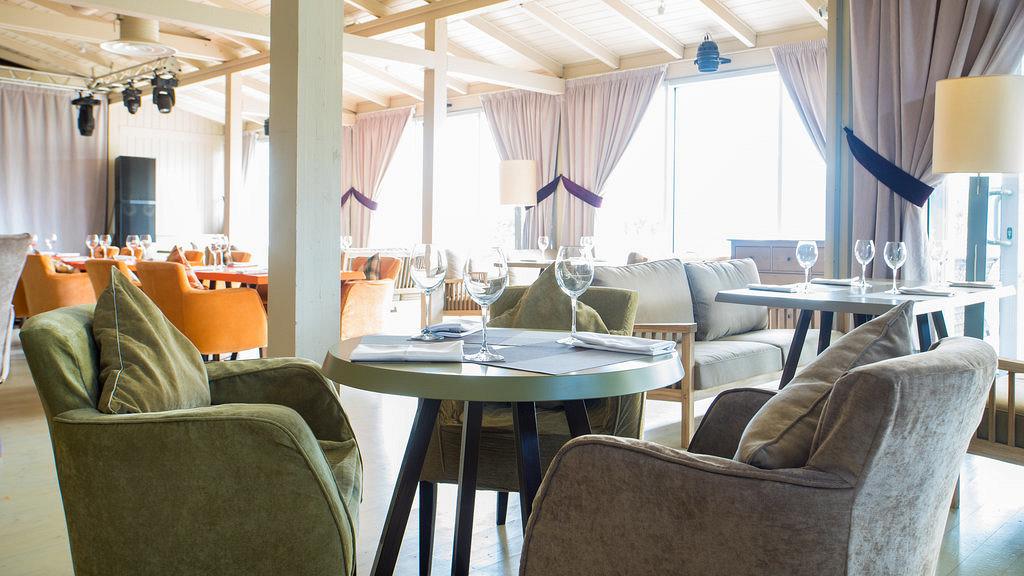 Ресторан GG Bar - фотография 14