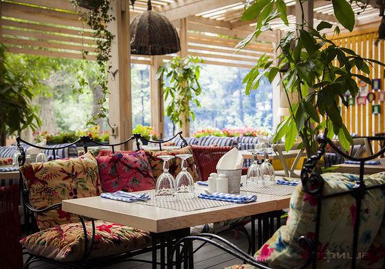 Ресторан Тетя Мотя - фотография 11