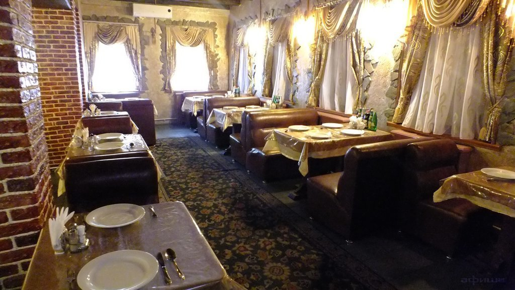 Ресторан Регистан - фотография 1