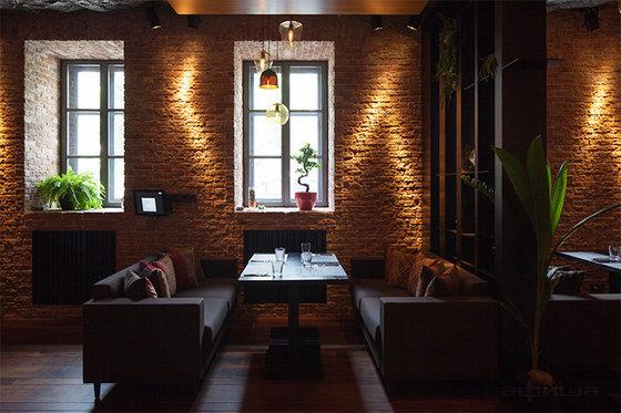 Ресторан Оранж 3 - фотография 18