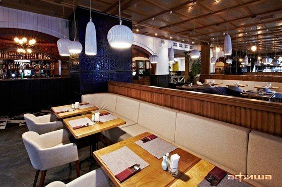 Ресторан Аджикинежаль - фотография 1