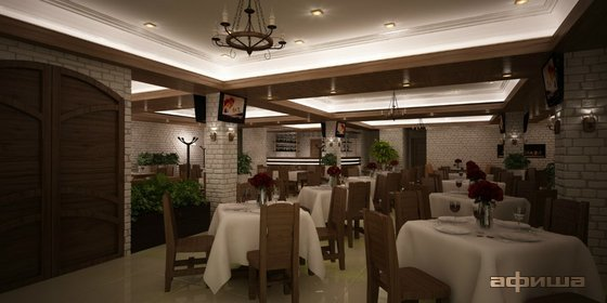 Ресторан Пузатая хата - фотография 8