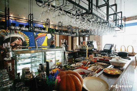 Ресторан Cafezinho do Brasil - фотография 9