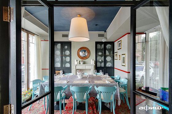Ресторан Kroo Café - фотография 22
