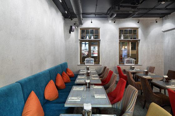 Ресторан Обратная тяга - фотография 7