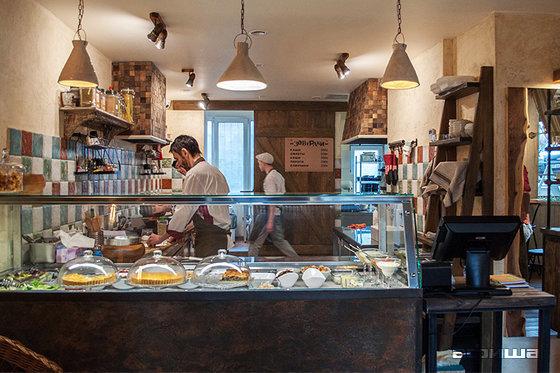 Ресторан Atipico - фотография 2