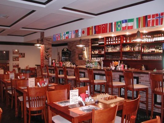 Ресторан Jackson's Bar & Grill - фотография 1