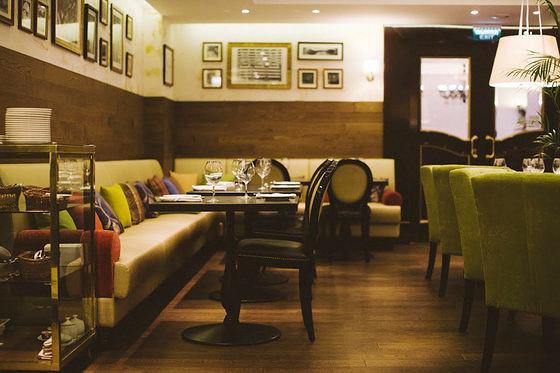 Ресторан Нож справа, вилка слева - фотография 3