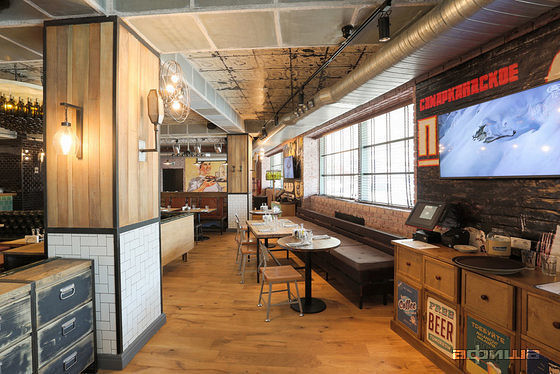 Ресторан Альбатрос - фотография 20