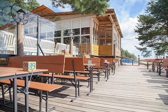 Ресторан Русская рыбалка - фотография 16