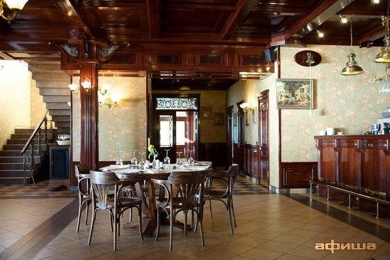 Ресторан Гольфстрим - фотография 12