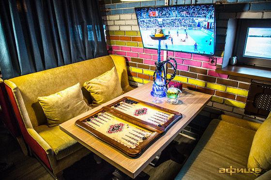 Ресторан Smoke Lounge/Кальянная №1 - фотография 3