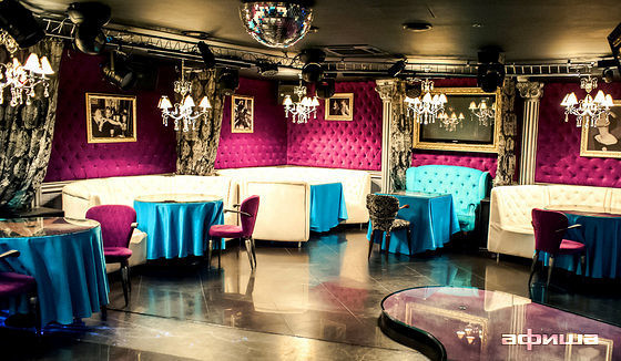 Ресторан The Great Gatsby Moscow - фотография 3