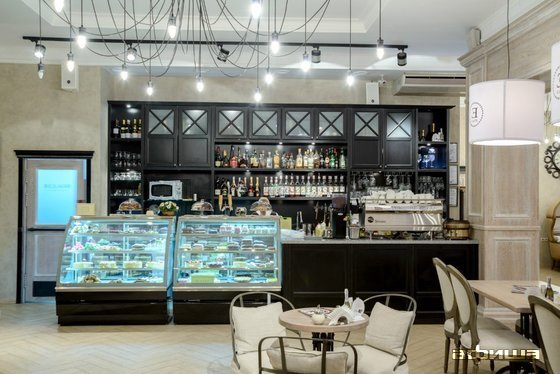 Ресторан Eclair Café - фотография 12