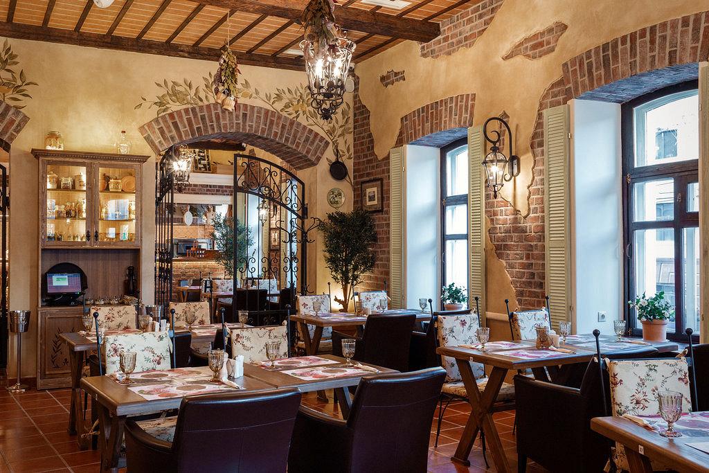 Ресторан Bella pasta - фотография 7