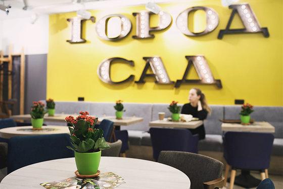 Ресторан Город-сад - фотография 1
