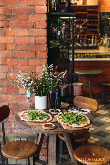 Ресторан Paninaro - фотография 15