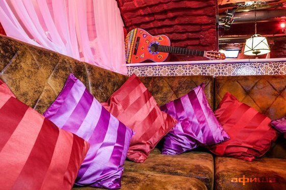 Ресторан Kinza - фотография 19