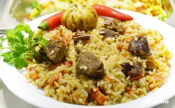 Ресторан Кишмиш - фотография 11
