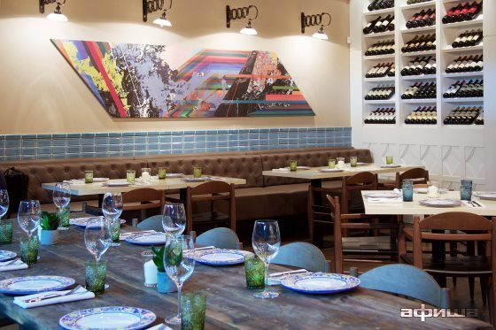 Ресторан Trattoria siciliana - фотография 6