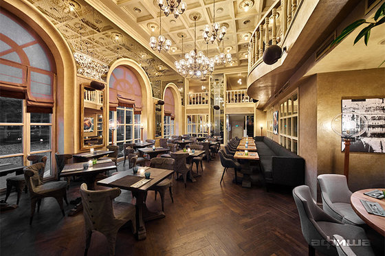 Ресторан Павильон - фотография 11
