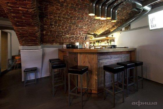 Ресторан Let It Bar - фотография 18