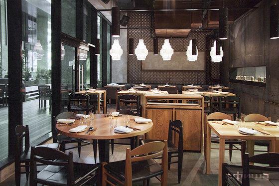 Ресторан Madame Wong - фотография 14