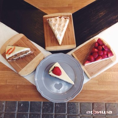 Ресторан Cake & Breakfast - фотография 18