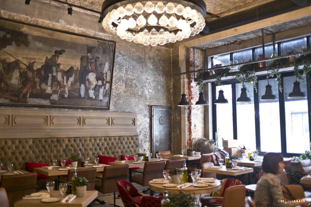 Ресторан Высота 5642 - фотография 18