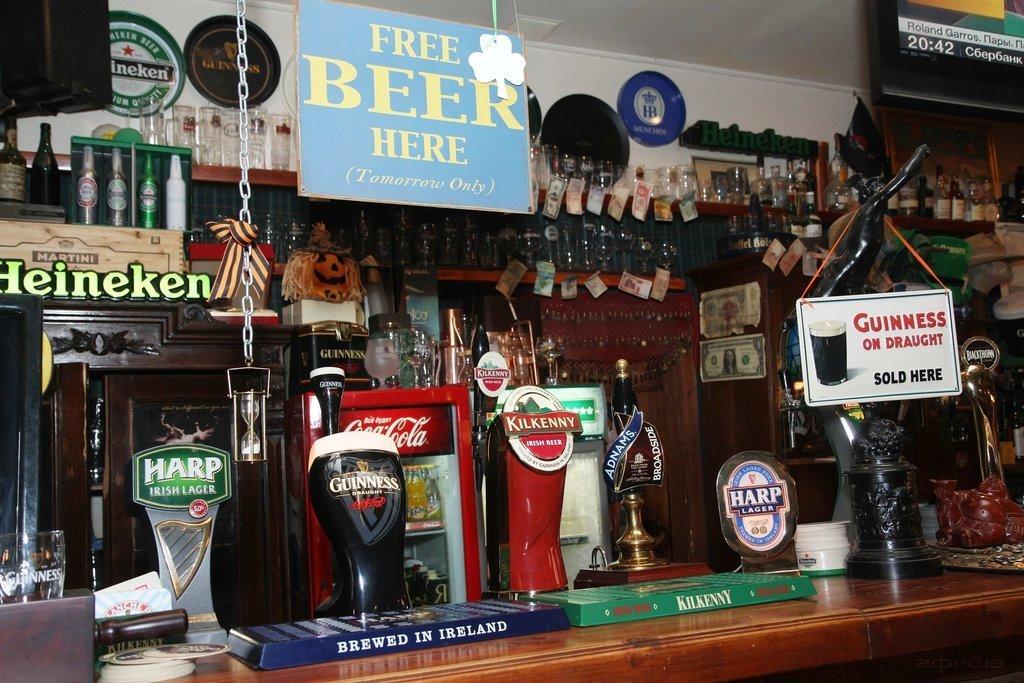 Ресторан Guinness Pub - фотография 3