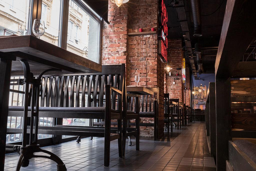 Ресторан The Standard - фотография 4