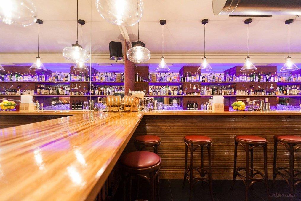 Ресторан Gin Tonic Bar - фотография 19