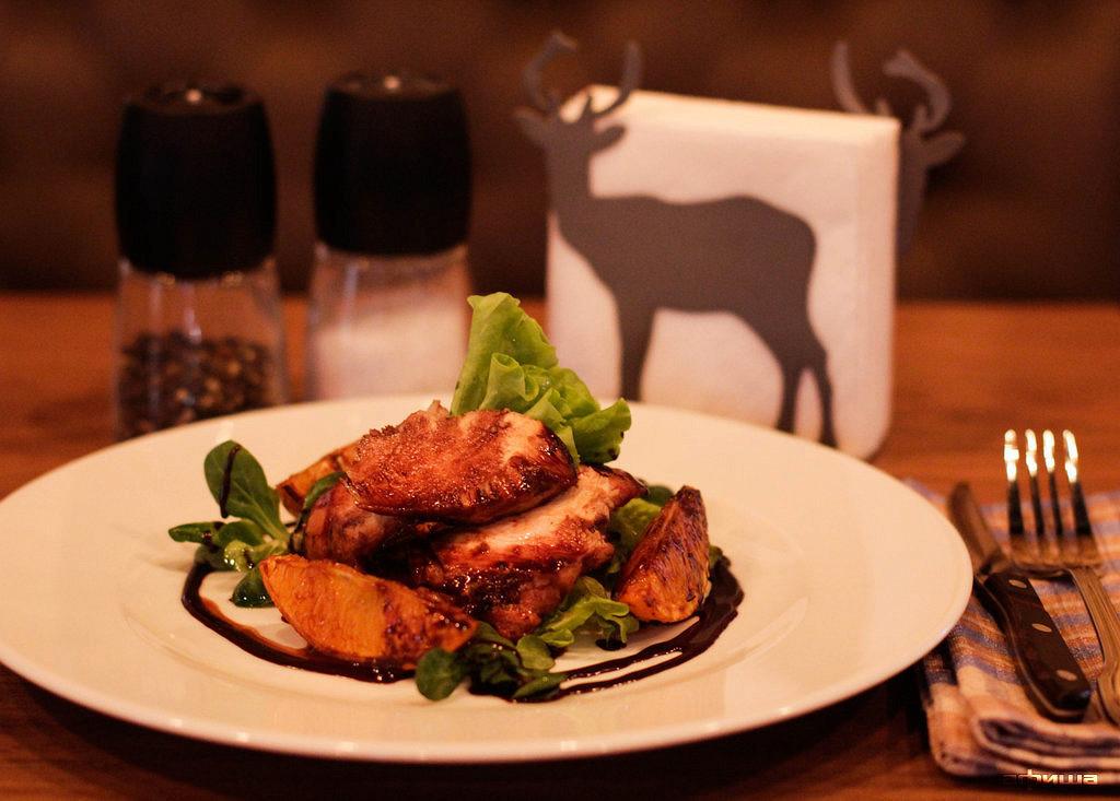 Ресторан Brown Bear Grill - фотография 9