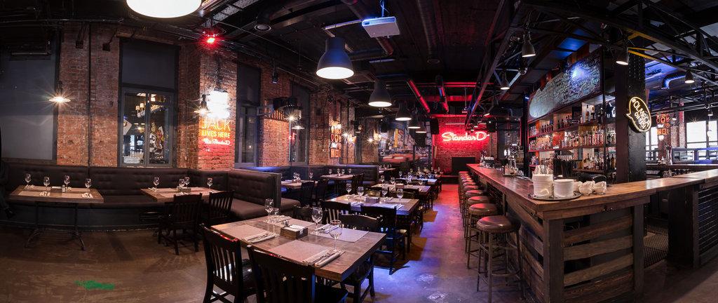 Ресторан The Standard - фотография 9