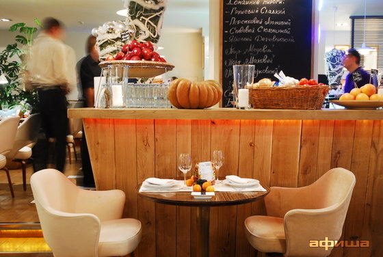 Ресторан White Café - фотография 16