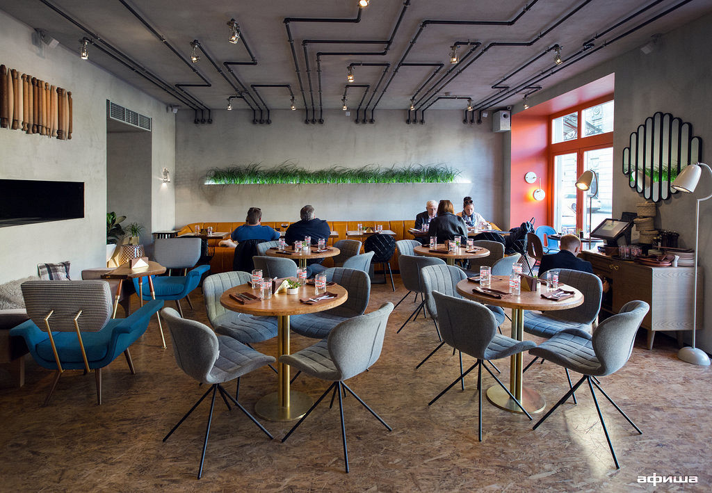 Ресторан Белка - фотография 16