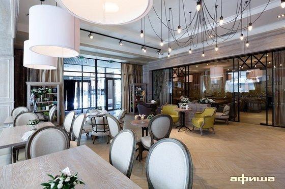 Ресторан Eclair Café - фотография 10
