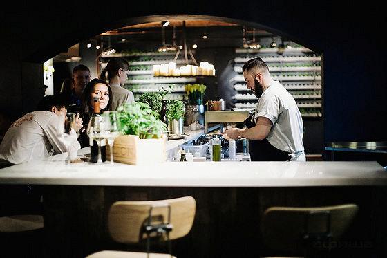 Ресторан Jérôme - фотография 32
