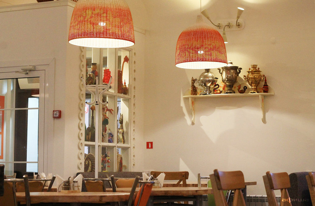 Ресторан Масленица - фотография 1